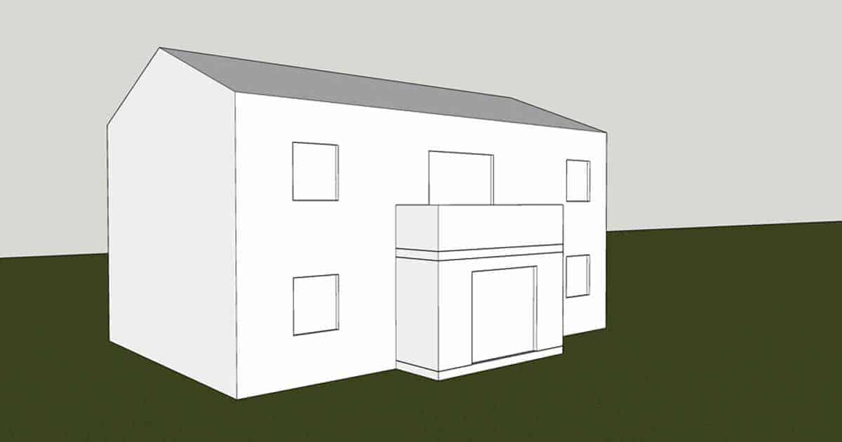 Hva er forskjellen på veranda, terrasse, balkong og altan