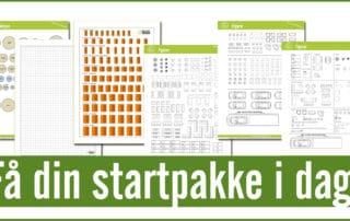 startpakke